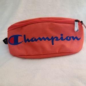 Champion Waist Sling Pack - Coral Papaya